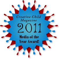 Creative Child Magazine Media Award
