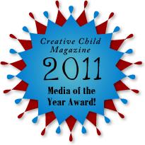 Creative Child Magazine Media Award
