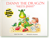 Danny The Dragon - Book